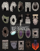 Entrances Map Assets
