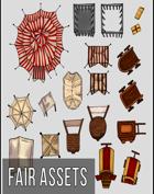 Fair Map Assets