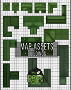 Green Building Map Assets