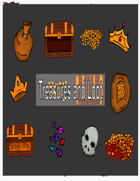 Treasure Map Assets