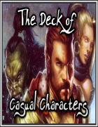 The Deck of Casual Characters - Miners Deck One