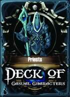 The Deck of Casual Characters - Priests