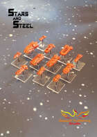 Stars and Steel miniatures - New Vladivostok Orbital Dockayards patterns.