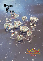 Stars and Steel miniatures - Martian Union patterns.