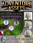 Adventure Assets - 50 Ghostly Horrors