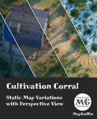 Cultivation Corral - Multilevel Static Map Variations with Perspective Views
