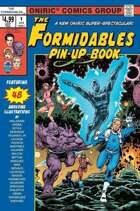 THE FORMIDABLES PIN-UP BOOK #1