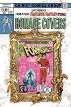 HOMAGE COVERS #1