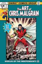 THE ART OF CHRIS MALGRAIN #3