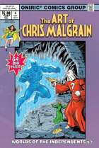 THE ART OF CHRIS MALGRAIN #4