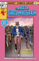THE ART OF CHRIS MALGRAIN #5