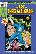 THE ART OF CHRIS MALGRAIN #6