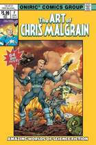 THE ART OF CHRIS MALGRAIN #7