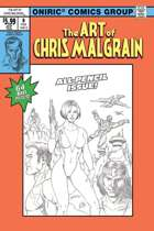 THE ART OF CHRIS MALGRAIN #8