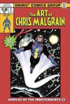 THE ART OF CHRIS MALGRAIN #9