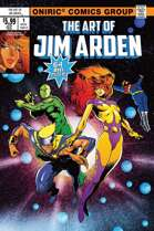 THE ART OF JIM ARDEN #1
