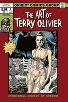 THE ART OF TERRY OLIVIER #1