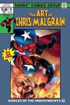 THE ART OF CHRIS MALGRAIN #10