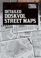 Doskvol Street Maps - Detailed Maps for Blades in the Dark