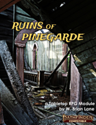 Ruins of Pinegarde