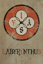 Labyrynthus module: Scape and Flight inhabitants of the Labyrynth (English version)