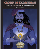 Crown of Kadashman - Campaign for the Kethos Setting (SWADE)