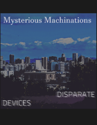 Mysterious Machinations