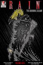 Rain: The Burning Season (Volume 4)