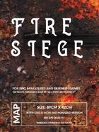 Fire Siege - Battlefield & Castle Battlemap