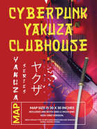 Cyberpunk Yakuza Clubhouse