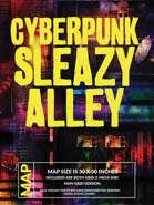 Cyberpunk Sleazy Alley