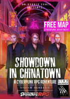 Showdown in Chinatown - Cyberpunk RPG Adventure