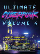 Ultimate Cyberpunk Map Pack Volume 4 [BUNDLE]