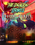The Dragon Strikes + Maps [BUNDLE]