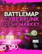Cyberpunk Flesh Market