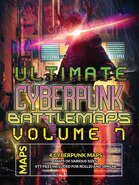 Ultimate Cyberpunk Maps Vol 7 [BUNDLE]