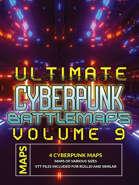 Ultimate Cyberpunk Map Pack Volume 9 [BUNDLE]