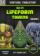 Sci-Fi Crew Tokens