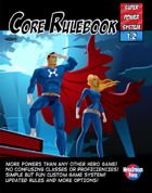 Super Power System - Core Rulebook - Version 1.2