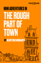 The Rough Part of Town Mini Adventure Pack