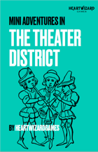 Theater District Mini Adventure Pack
