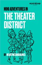 Theater District Mini Adventure Pack