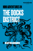 The Docks District Mini Adventure Pack