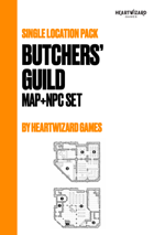 Location: Butchers' Guild
