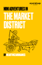 The Market District Mini Adventure Pack