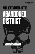The Abandoned District Mini Adventure Pack
