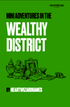The Wealthy District Mini Adventure Pack