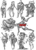 RPG characters: Pack7