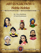 Art Pack Collection 1: Noble Nobles