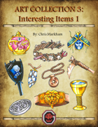 Art Pack Collection 3: Interesting Items 1